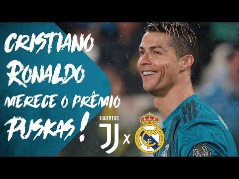 ESPETACULAR! Olha TUDO Que CRISTIANO RONALDO Fez Contra A Juventus!