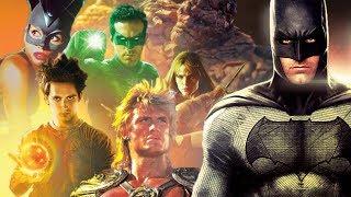 Os PIORES filmes de super-herói já feitos (ft. Nerd All Stars) | Pipoca e Nanquim #309