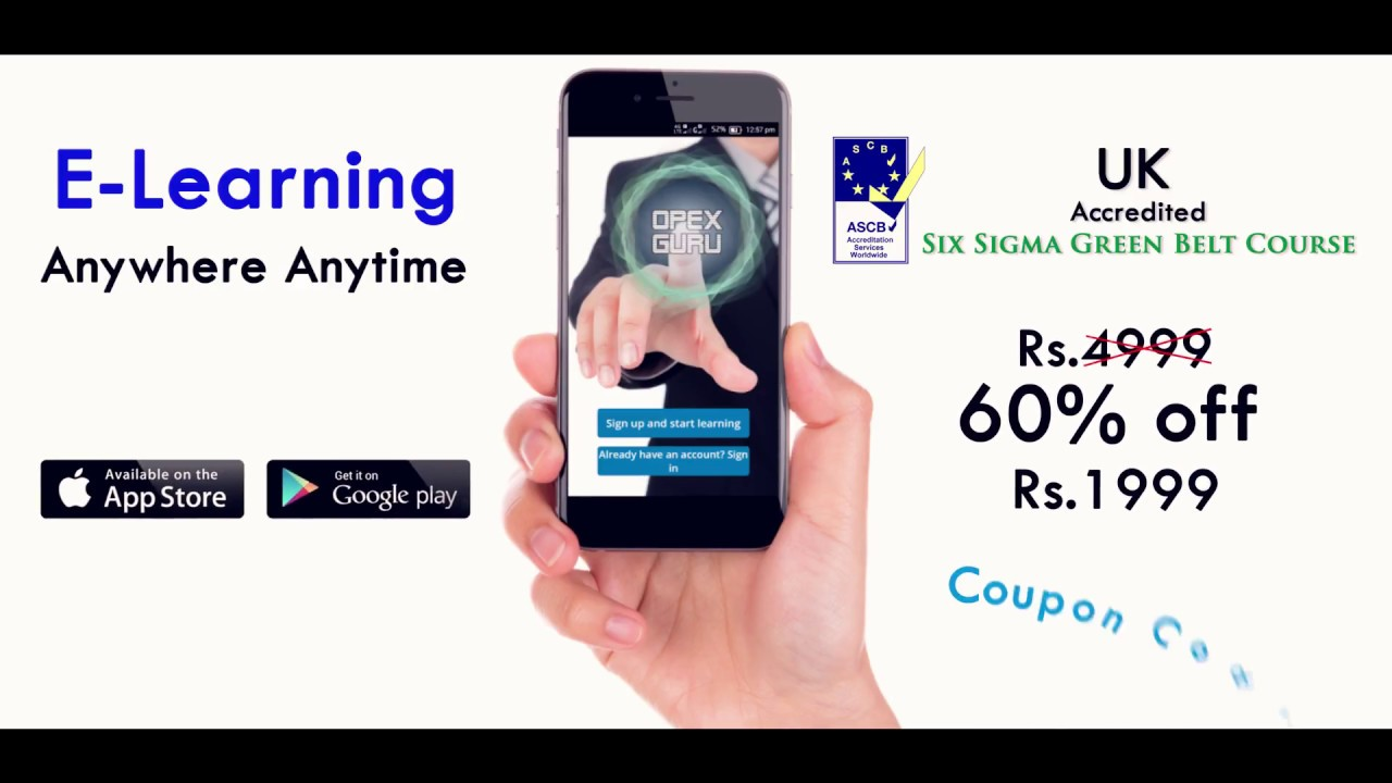 E learning six sigma green belt course with ascbuk accreditation e learning six sigma green belt course with ascbuk accreditation 1betcityfo Choice Image