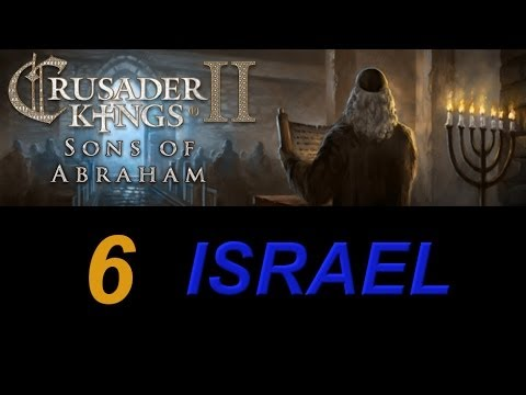 Crusader Kings 2 Israel 6 - Three Out Of Four Emirates Agree