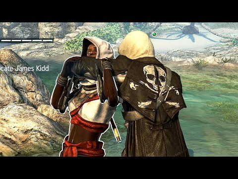 Assassin's Creed 4 Black Flag Perfect Stealth  vs The Assassin Brotherhood thumbnail