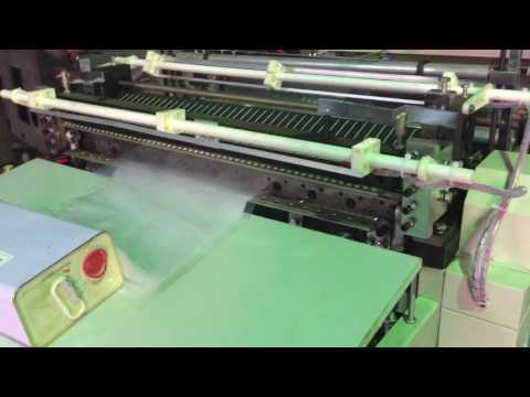 GFQ 800 Bag Machine 2  Flat Bag T-shirt Bag Rolling Bag Machine