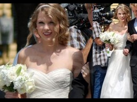 Taylor Swift Shopping For Wedding Dresses? Is She Getting Married To Calvin Harris?- The Truth