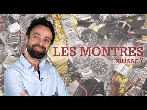 """""""Suisse?"""" – Pourquoi les gens achètent des montres suisses super chères?"""