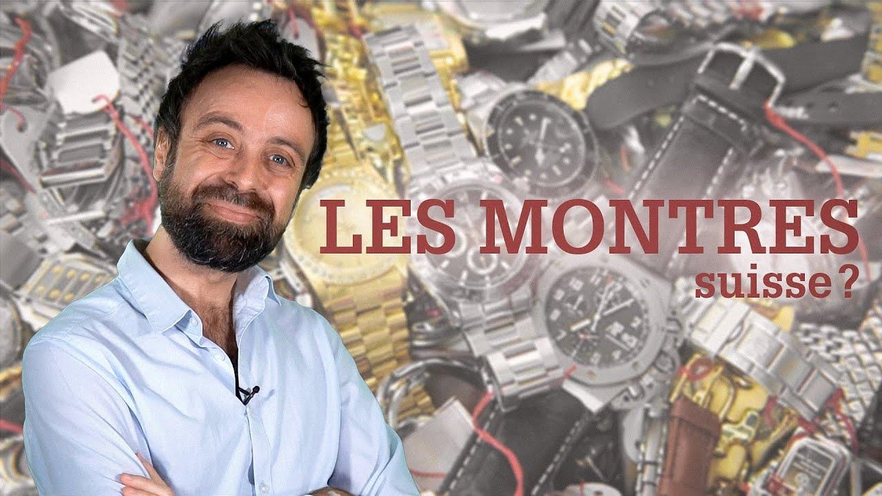 """Download """"Suisse?"""" – Pourquoi les gens achètent des montres suisses super chères?"""
