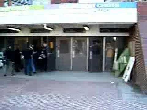 Government Center MBTA subway stop train station Boston MA