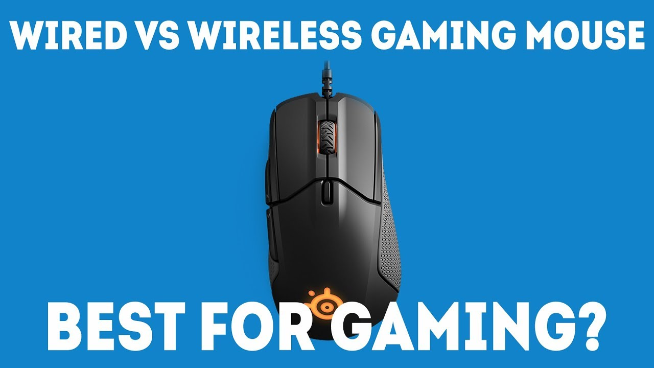 Wired vs Wireless Gaming Mouse - Which Is Better For Gaming?