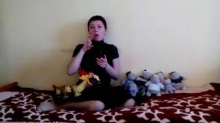 Рассказ о семье на РЖЯ (учебное видео)