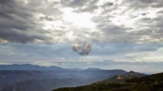 Mountains prove flat earth