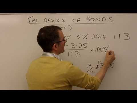 The basics of bonds - MoneyWeek Investment Tutorials