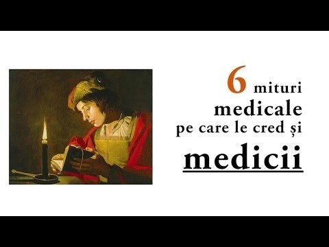 6 mituri medicale pe care le cred și medicii