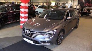 Renault Talisman 2016 Videos