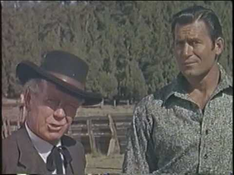 "Clint Walker in ""Night of the Grizzly"""