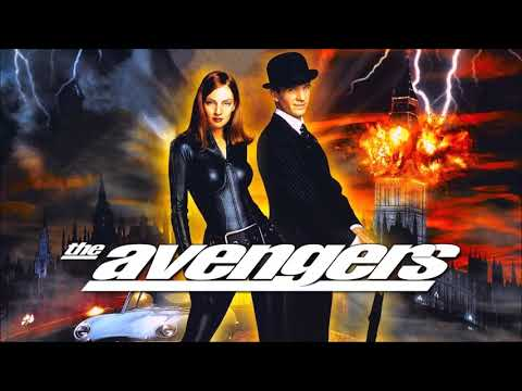 The Avengers ultimate soundtrack suite by Joel McNeely