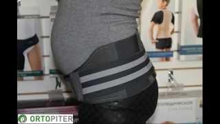 Как одевать дородовый и послеродовый бандаж для беременных(Чтобы купить данный товар, перейдите по ссылке - http://www.ortopiter.ru/catalogue/911/50261/ Ортопедический интернет-магазин..., 2015-05-25T10:55:37.000Z)