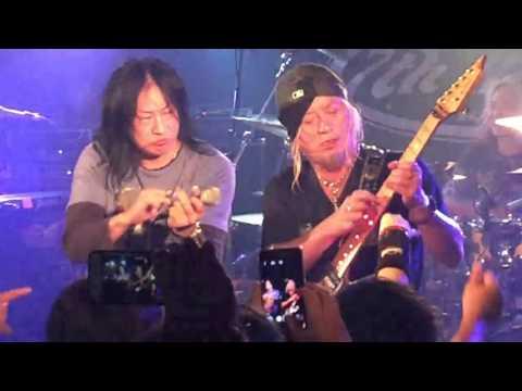 Akira Takasaki, Anchang, Leon and Chris