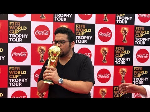 FIFA World Cup Trophy Tour Egypt - رحلة كأس العالم في مصر