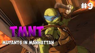 Черепашки-Ниндзя: Мутанты в Манхэттене. Прохождение #9 (TMNT: Mutants in Manhattan Gameplay 2016)
