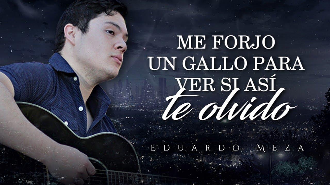 (LETRA) ¨ENTRE EL HUMO¨ 🚬💔 - Eduardo Meza (Lyric Video ...