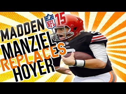 Football-NFL-Madden 15:Johnny Manziel Replaces Hoyer:Browns Vs. Colts-Online Gameplay XboxOne from YouTube · Duration:  11 minutes 18 seconds