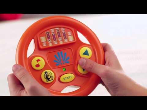 Teletubbies Drive 'n Steer Noo Noo