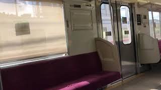 京成3000形 3018編成  乗車風景   東洋IGBT素子VVVFインバータ制御車