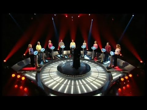 Weakest Link - (Family at War Special) - 26th November 2001