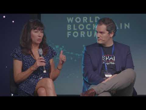 Regulation Panel - World Blockchain Forum