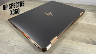 HP Spectre x360 14-inch (Late 2020) Unboxing and Review