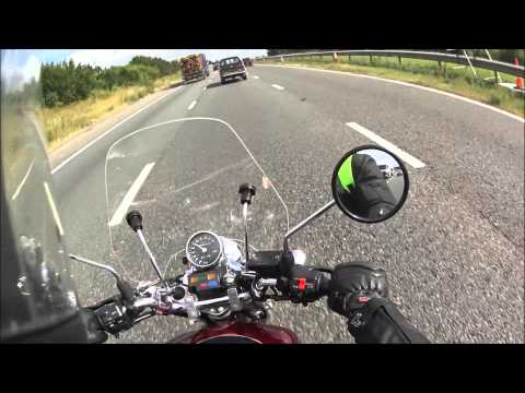 Can a 250cc motorcycle Handle the Motorway / Highway?