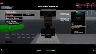 Roblox War N00B - Episode 5 - It's like the beginning is all over again!