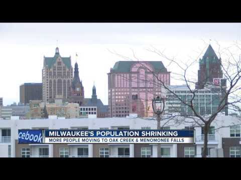 Census Bureau estimates: Milwaukee