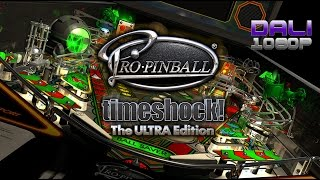 Pro Pinball: Timeshock! The ULTRA Edition PC Gameplay 1080p 60fps