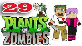 ч.29 Растения против Зомби с кошкой - Пазлы