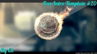 FREE INTRO #20 AE - ELEMENTS