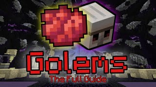 The Full Guide On Golems. - [HYPIXEL SKYBLOCK]