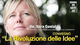 Sara #Cunial: EMERGENZA #CORONAVIRUS DALLA #RESISTENZA ALLA #RINASCITA