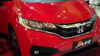 Honda Jazz RS 2017 Merah (Rallye Red): Eksterior dan Interior