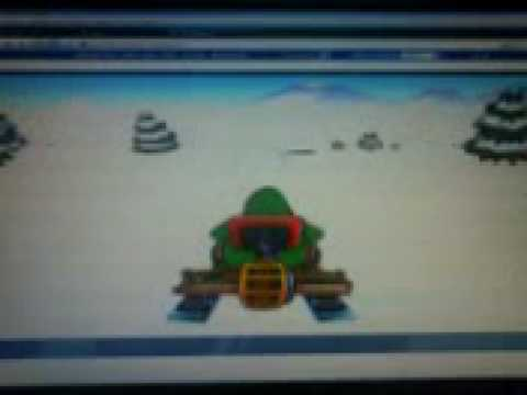 Club Penguin Mission 2 - G's Secret Mission Part 1