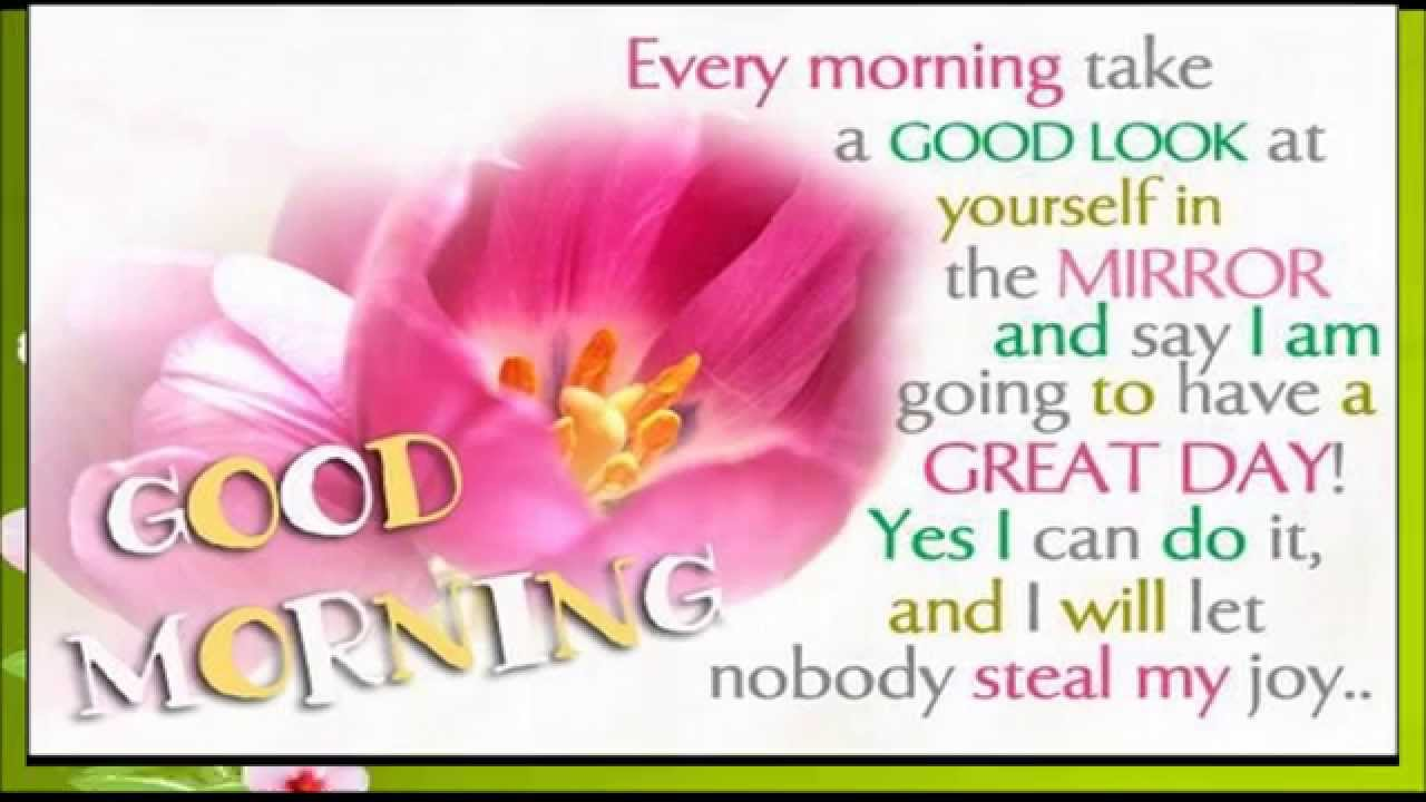 Inspirational Good Morning Video | Beautiful Good Morning Message for  Whatsapp