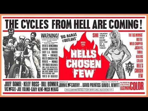 Hells Chosen Few (1968) VHS Trailer - Color / 2:20 mins