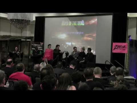 A Nightmare on Elm Street Part 3 Panel
