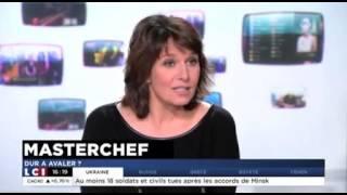 Carole Rousseau vide son sac contre TF1 !