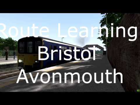 Route Learning Bristol-Avonmouth 150/1