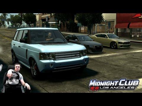 Заряженная понтовозка Range Rover Supercharged - Midnight Club: Los Angeles