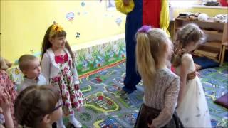 Детский Центр 'УМКА' - День рождения с Клоуном (19 апреля 2014)