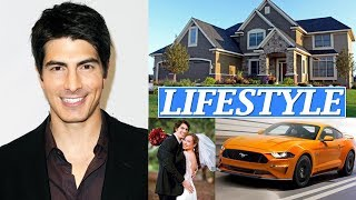 Brandon Routh Lifestyle, Net Worth, Girlfriends, Wife, Age, Biography, Family, Car, Facts, Wiki !