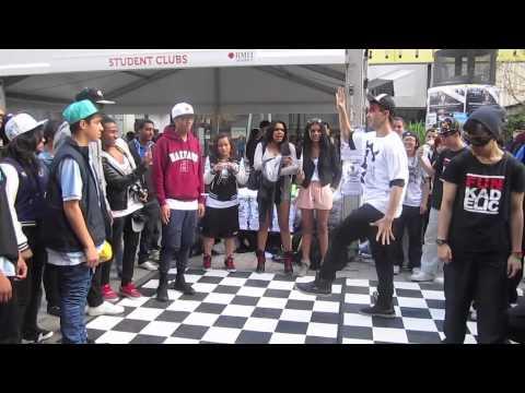 RMIT Open Day ft. Funkadelic Dance Club 皇家墨爾本理工大學開放日