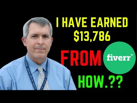 I have earned more than 70000 from Fiverr, How you can Grow you Business? My Experience on Fiverr