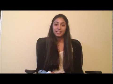 Ami Thakrar - High School Stem Cell Research Intern Summer 2013, Video Project 2